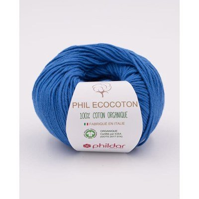 Phildar Phil Ecocoton Outremer