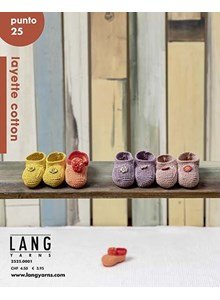 Lang Yarns Punto 25 Layette cotton