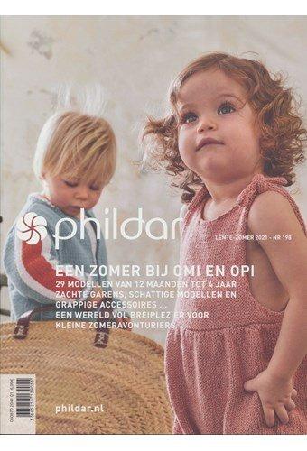 Phildar nr 198 lente zomer 2021