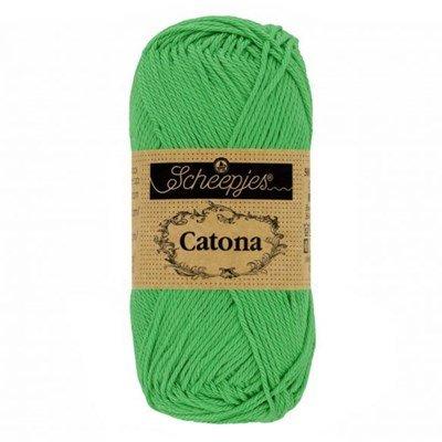 Scheepjes Catona 389 Apple Green 10 gram
