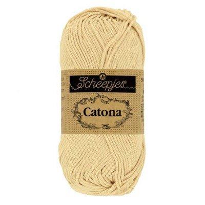 Scheepjes Catona 404 english tea 10 gram