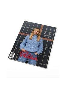 Phildar nr 201 30 modellen voor dames Herfst winter 2021 - 2022