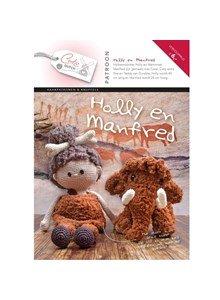 Patronenboekje Holly en Manfred