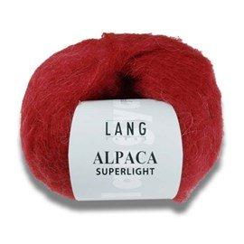 Lang Yarns Alpaca superlight