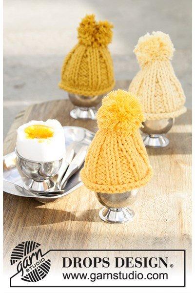 Breipatroon eierwarmer