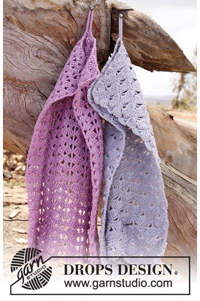Haakpatroon Handdoeken