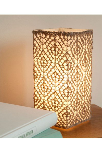 Breipatroon Nachtlamp