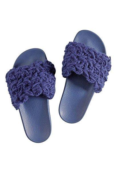Haakpatroon Slippers