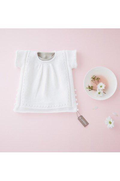 Breipatroon Baby jurkje