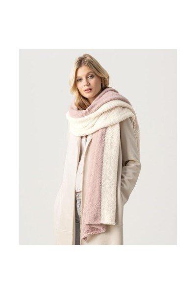 Breipatroon Dames sjaal / omslagdoek