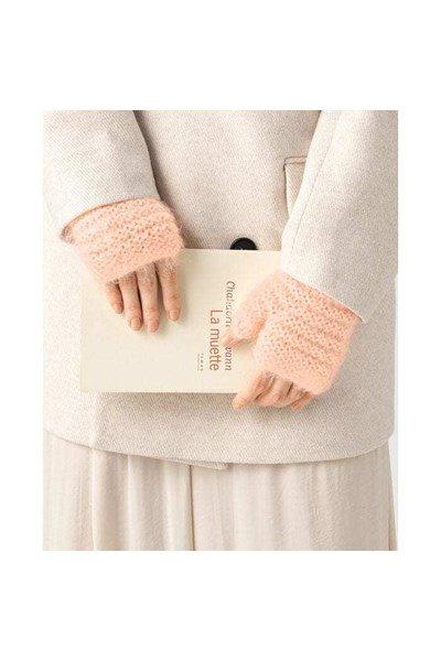 Brei- en haakpatroon Dames katjes / handschoenen