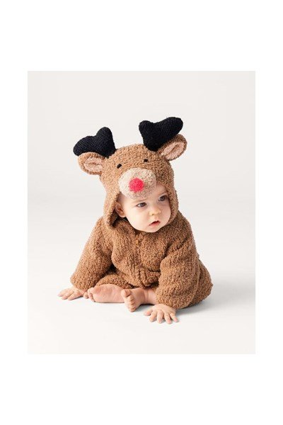Breipatroon Baby-onesie