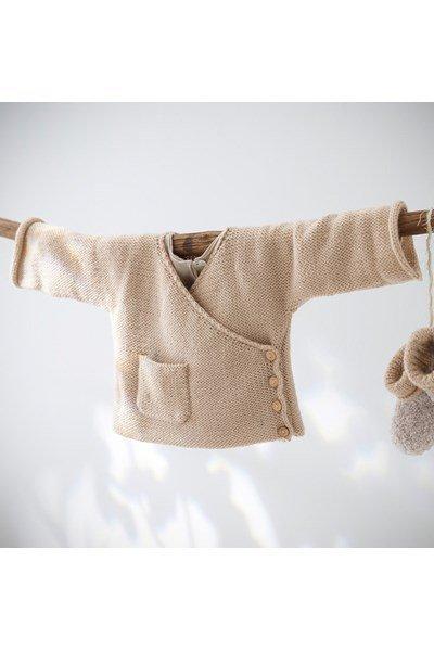 Breipatroon Overslag trui