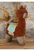 Haakpatroon voor Pepe de lama, met zijn ....