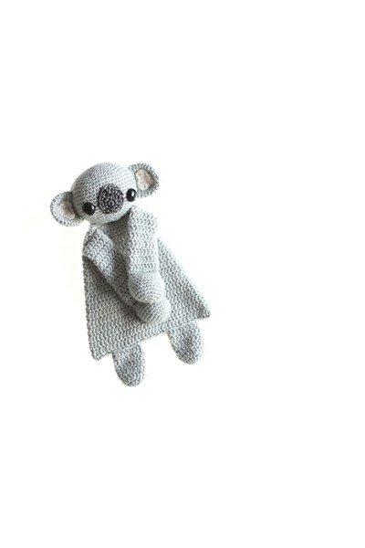 Haakpatroon Koala met jong