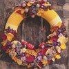 Herfst krans + herfst tak