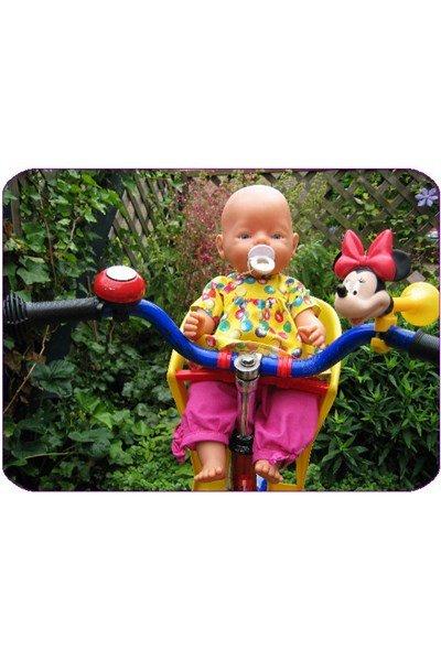 Naaipatroon Zomer outfit voor Babyborn (pop 43 cm)